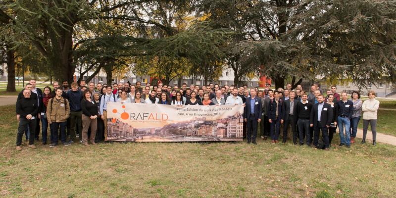 Oct 2018 : JACOMEX à RAFALD-2018 (6-8 Nov.Lyon)