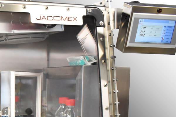 Oxygen ppm de Jacomex