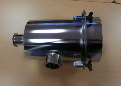 Boitier de filtre 70m3/h