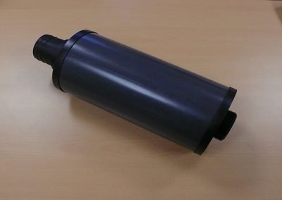 Filtre HEPA H14 pour boite à gants