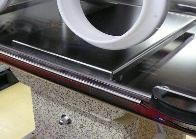 Marbre anti-vibratile