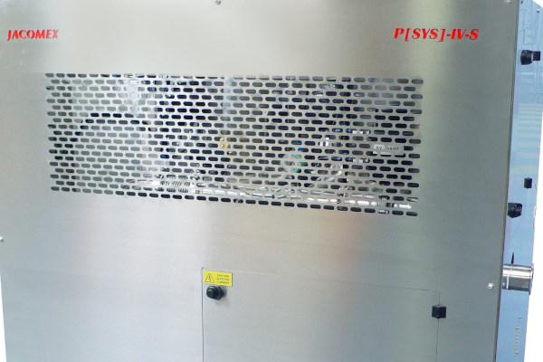 Épuration des gaz de la boîte à gants