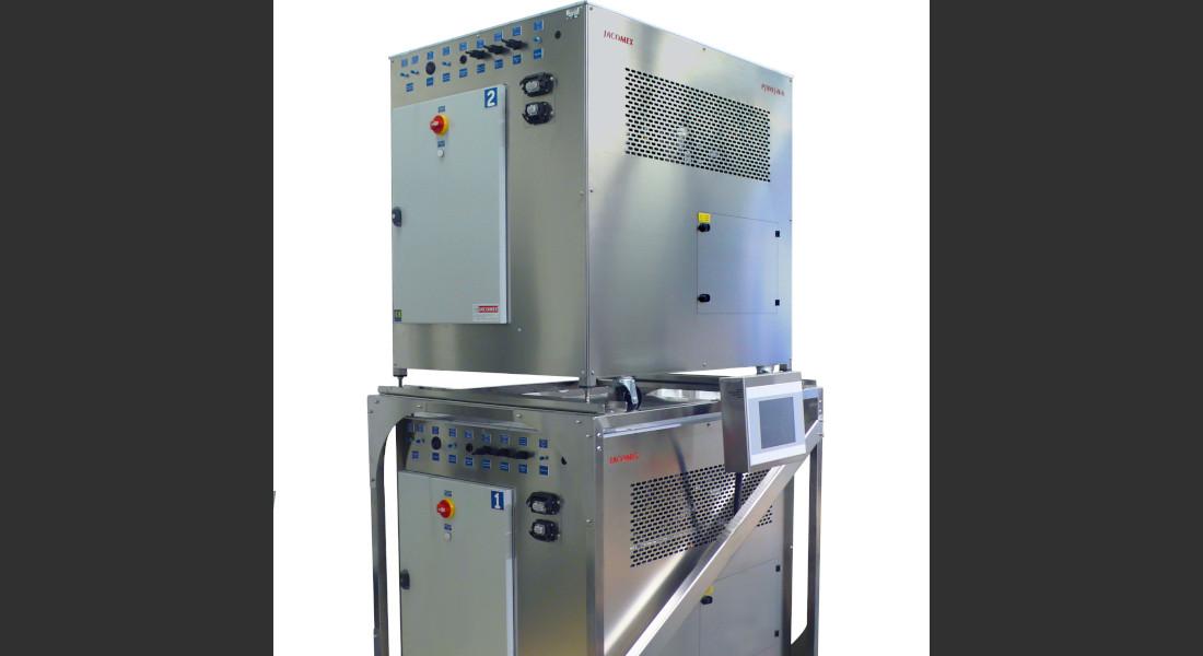 Purificateur de gaz neutre pour boîte à gants ou isolateur