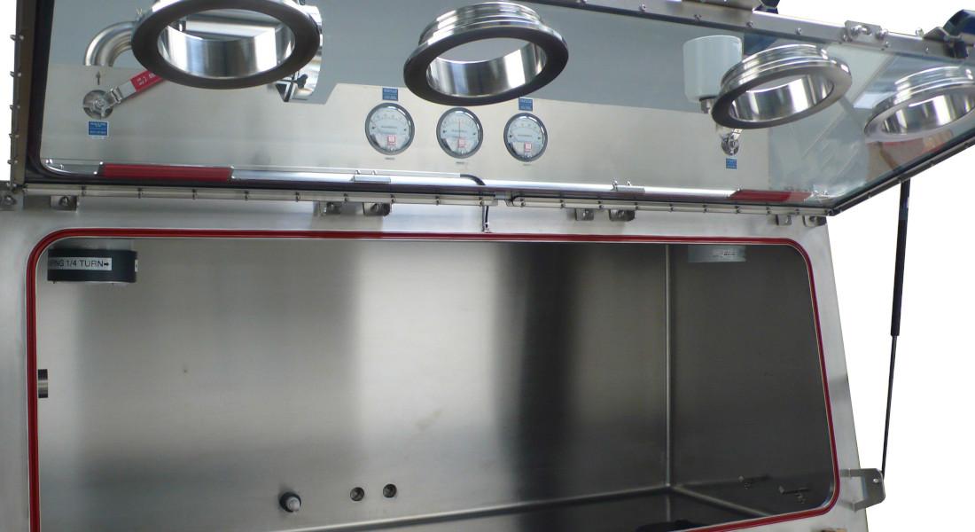 Panel pour boîte à gants pour fabrication additive