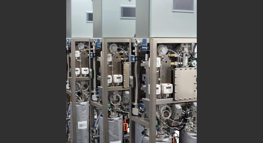 Système de purification pour boîte à gants pour fabrication additive