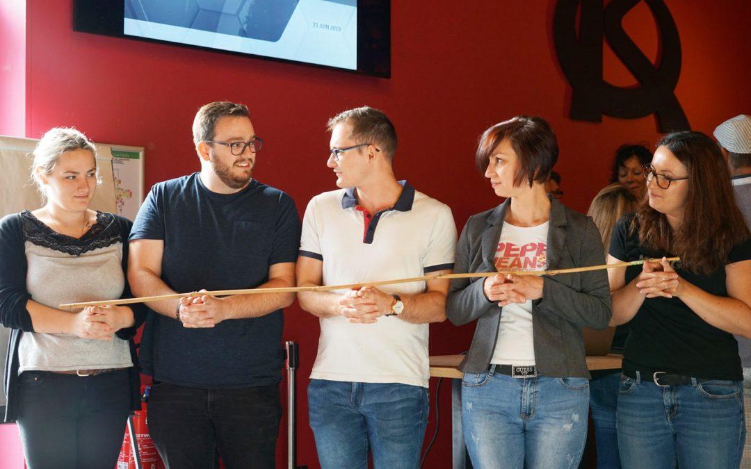 21 Juin :  Journée Team Building chez Jacomex