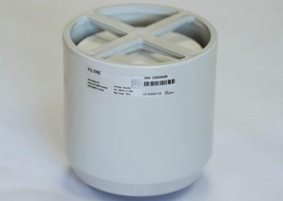 Filtre HEPA pour boite à gants