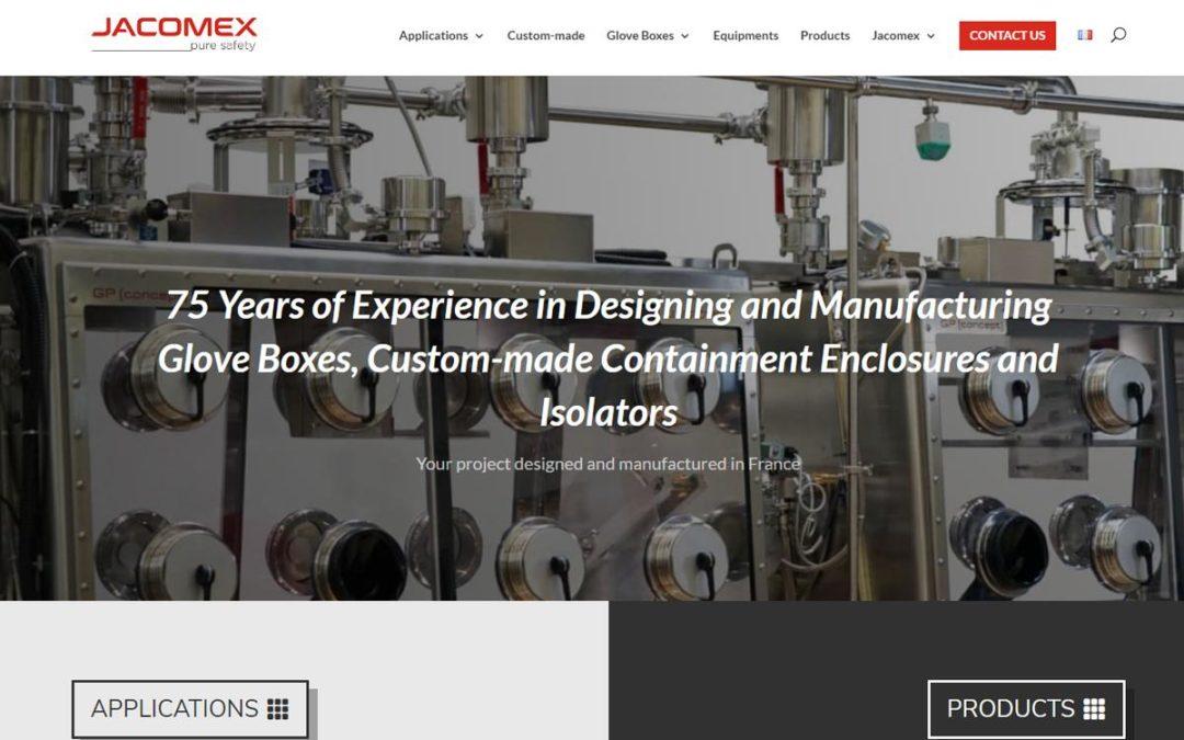 Nous sommes ravis de vous présenter notre nouveau site internet