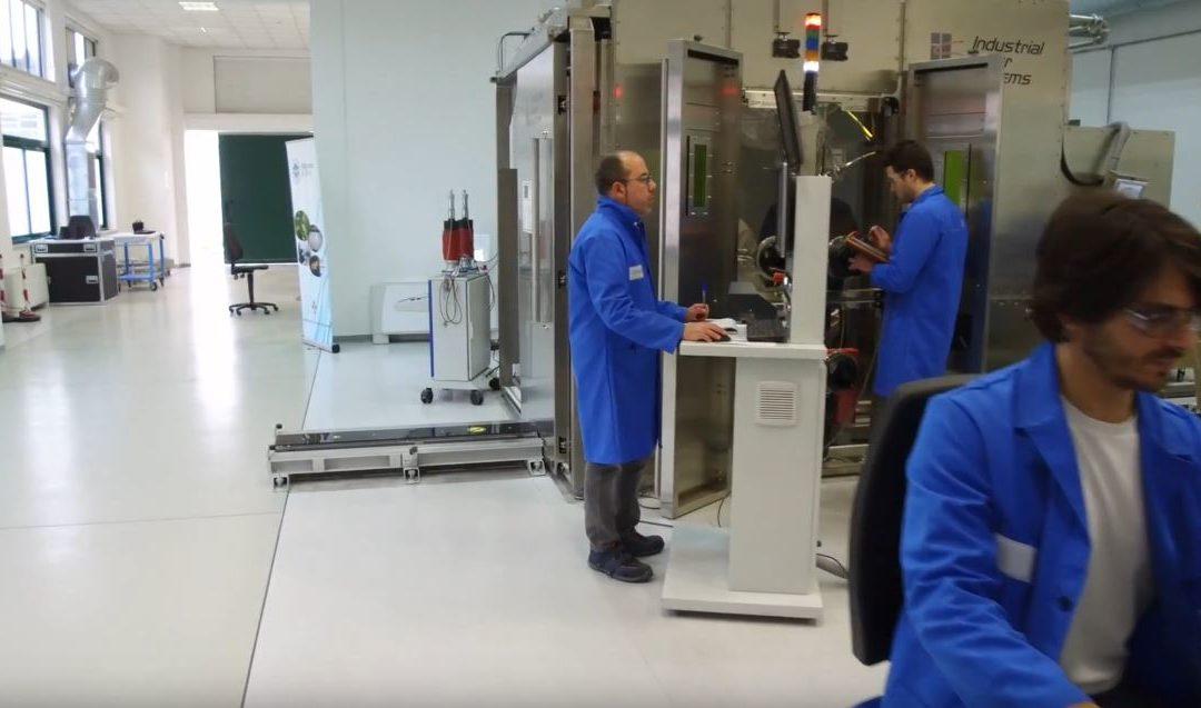 Projet de fabrication additive réalisé conjointement avec la société Industrial Laser Systems ILS