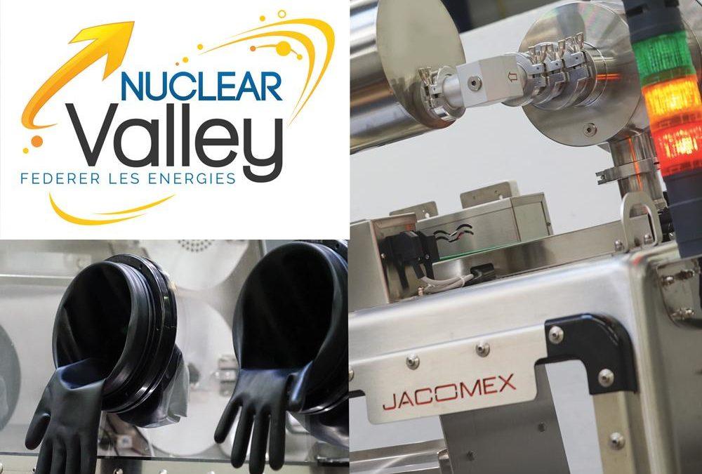 Adhésion de Jacomex à Nuclear Valley