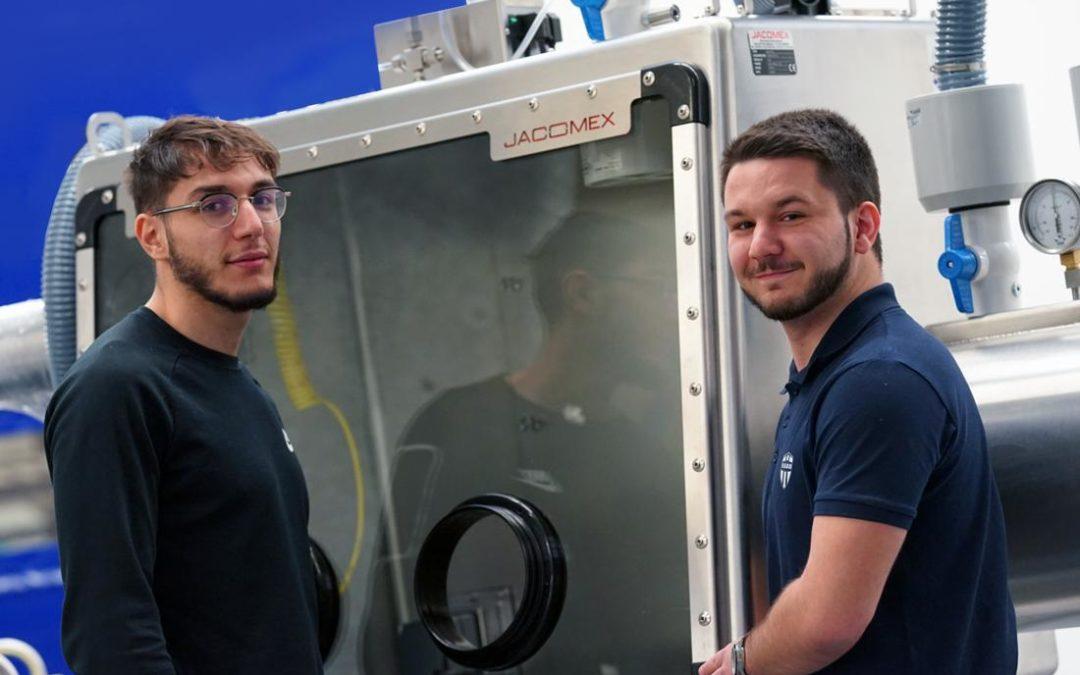 Des contrats en alternance en R&D et Automatismes