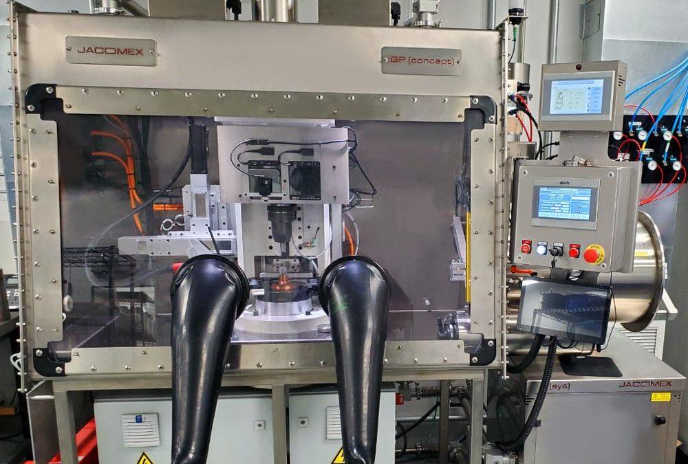 JACOMEX relève des défis techniques pour des sociétés industrielles internationales exigeantes