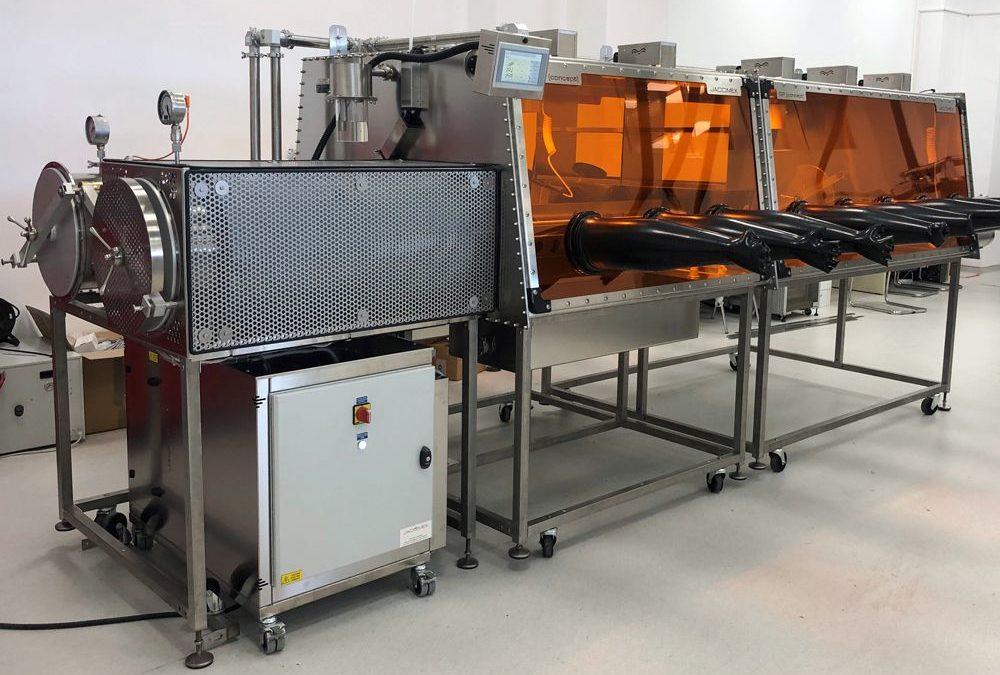 Un partenariat durable avec le LTFN / Laboratoire de Nanotechnologie à Thessalonique – Grèce