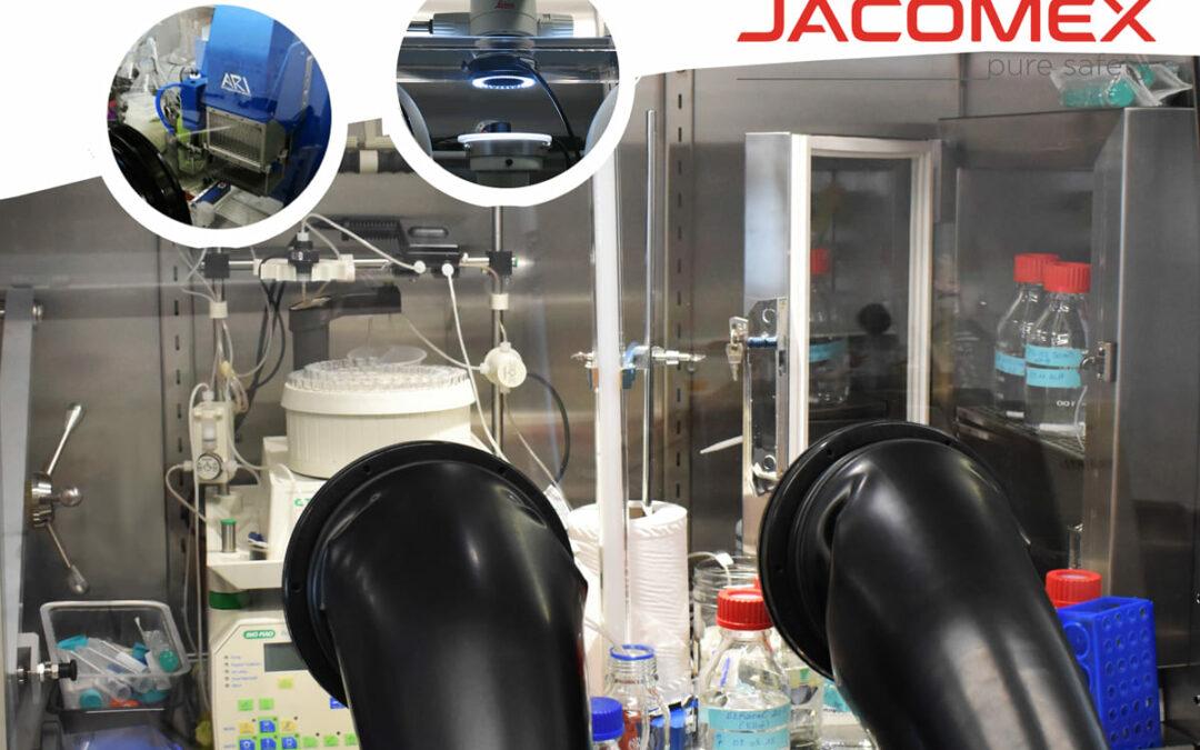 JACOMEX, une expertise multisectorielle pointue pour la recherche et la production