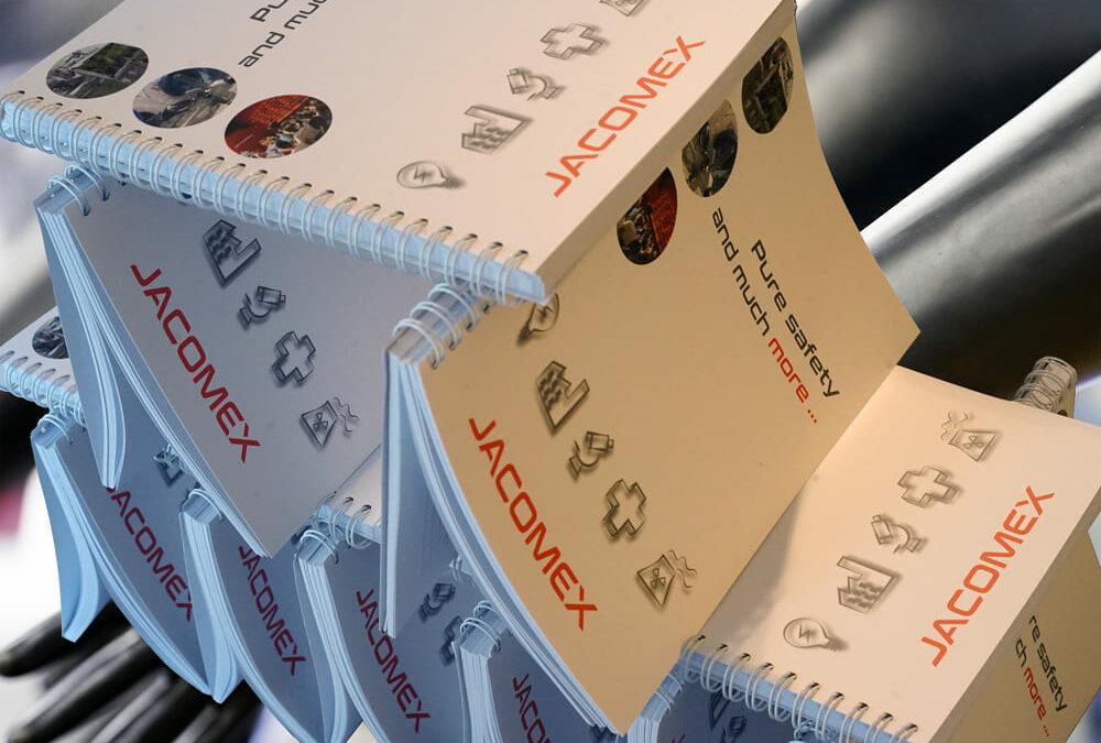 Les carnets JACOMEX viennent d'arriver.