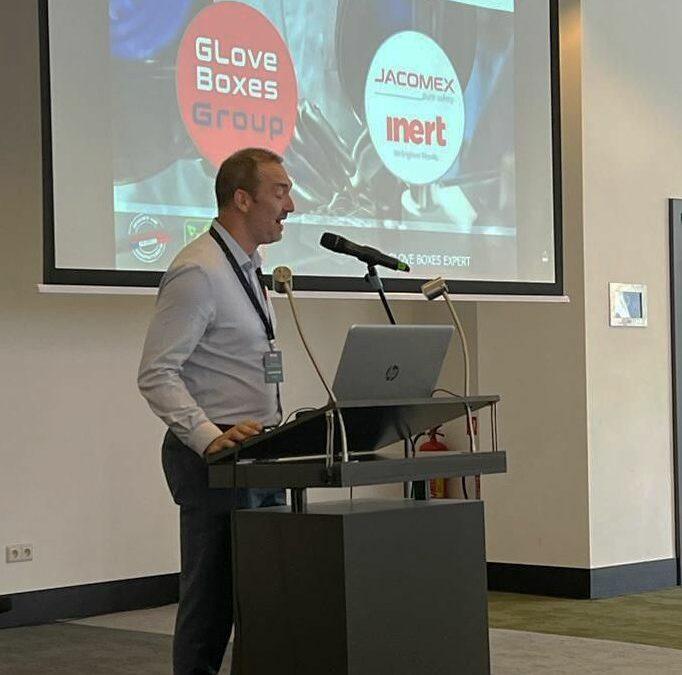 Jacomex a ouvert la première session technique du 57ème HOTLAB-2021